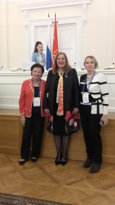 Group Photography of The East and the West meet in St. Petersburg Event