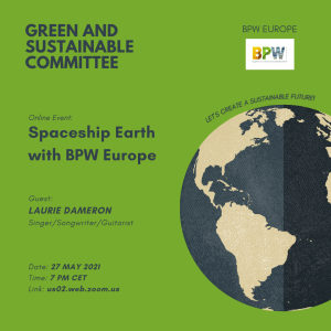 Spaceship Earth with BPW Europe