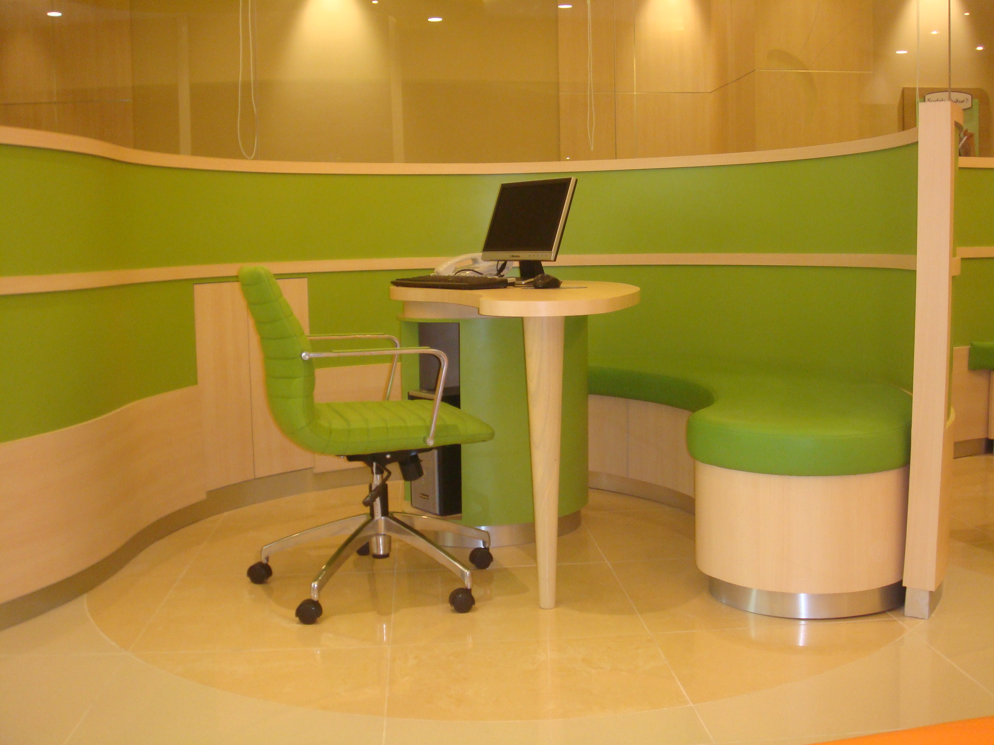 ergonomic chair jakarta revolving chennai projects bequem kreasindo pratama office furniture indonesia