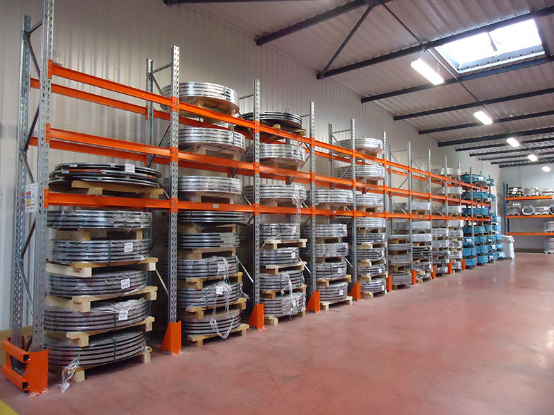rack a palettes br equipement groupe