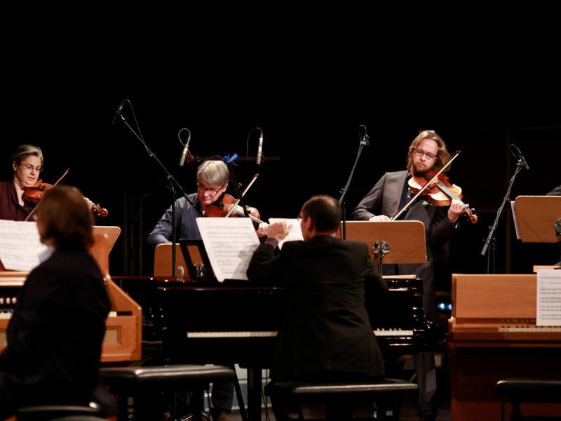 musica viva Konzert: Ensemble Musikfabrik