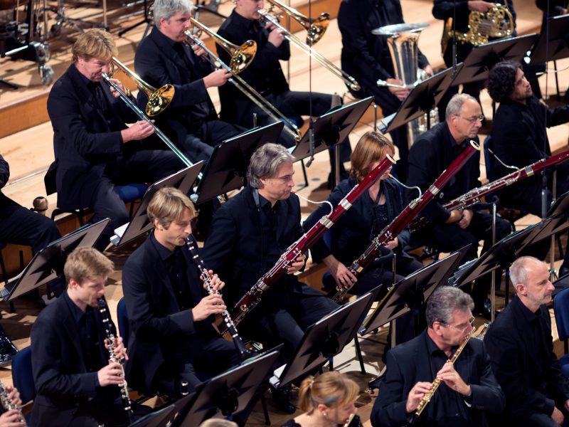musica viva Konzert mit dem Symphonieorchester des Bayerischen Rundfunks und Jörg Widmann