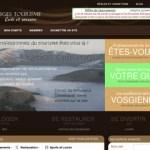 guide web des professionnels du tourisme dans les Vosges