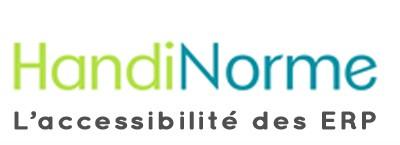 Handinorme, accessibilité des personnes handicapées