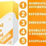 Zoitel : logiciel centre d'appel