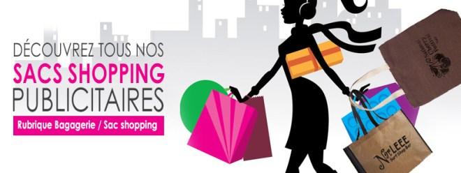 sacs shopping publicitaires