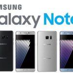 GalaxyNote-7 : site spécialisé sur le Galaxy Note 7