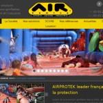AIRPROTEK : société spécialisée en vente de structures gonflables