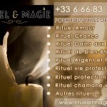 Rituel et magie : rituel de magie blanche