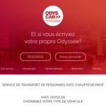 Odyscab : société de transfert de personnes avec chauffeur privé