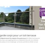 Terrasse acrotere : construire soi-même sa rambarde de sécurité pour toit-terrasse