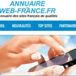 Annuaire Web France : Annuaire français sans lien en retour