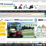 TRConseil : vente et location de matériels de BTP et agricoles