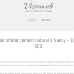 Viseoweb : la meilleure agence de référencement