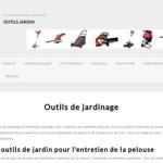 Outils jardin : Guide en ligne pour achat d'outils de jardinage