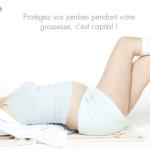 Sigvaris : Bas de contention pour femmes enceintes