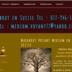 Maitre Alain : marabout sérieux en Suisse