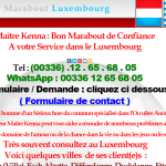 Maître Kenna : marabout au Luxembourg