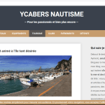 Ycabers : le blog sur le nautisme