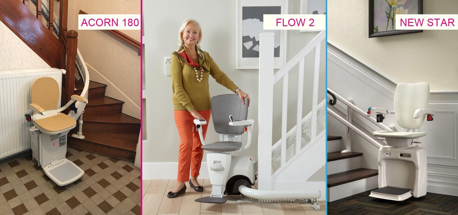Sva France : installateur de monte escaliers pour personnes âgées