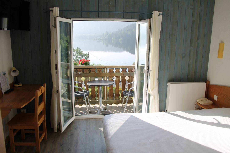 hotel lac de gerardmer dans les Vosges