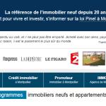 Montpellierimmo9 : appartements neufs à vendre à Montpellier