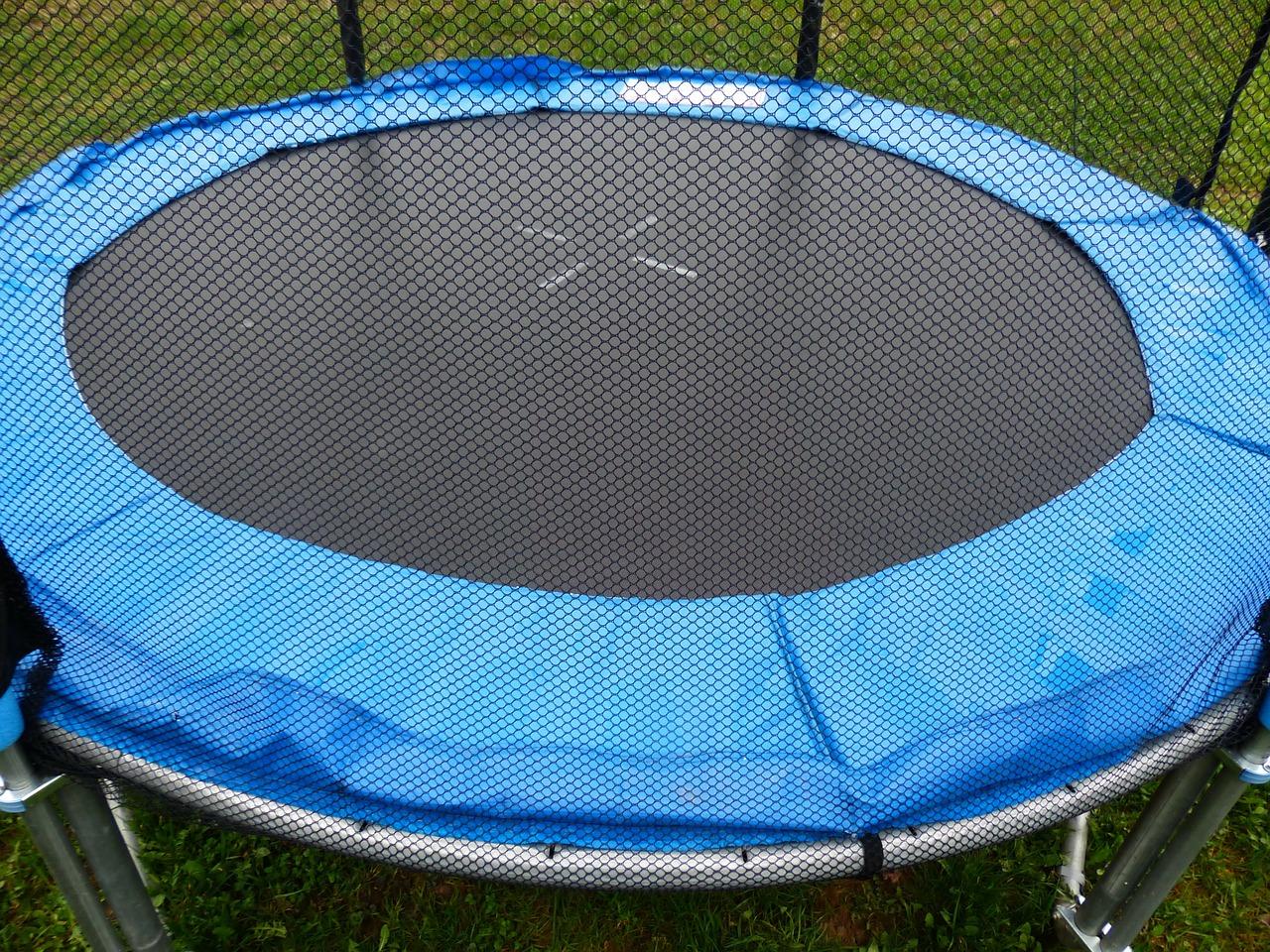 Kangui : trampoline et matériel de fitness