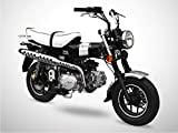 Mini Moto DAX 125 Noir