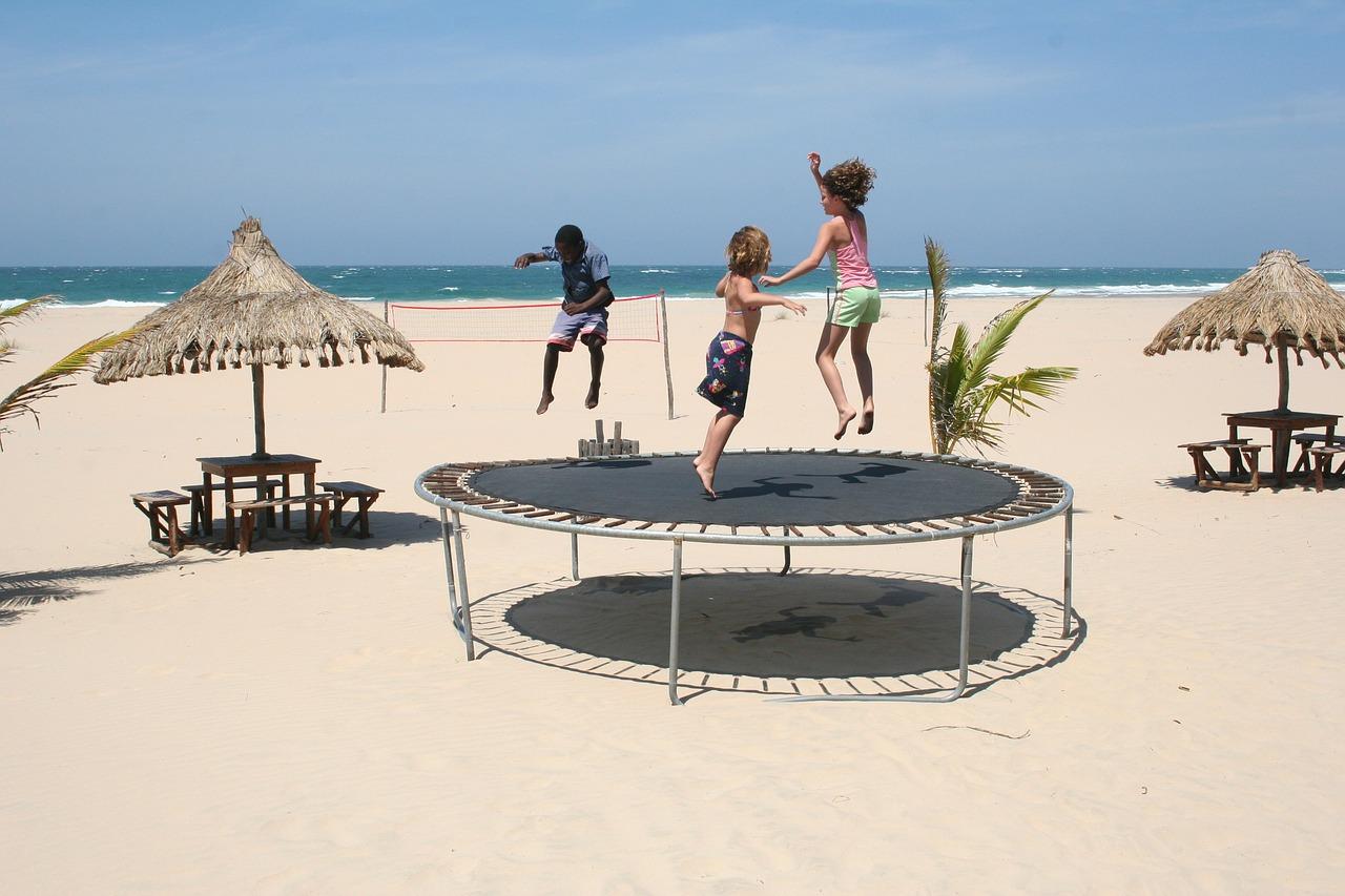 Topflex : une marque de trampoline spécialement conçu pour les enfants