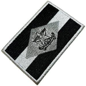 Bandeira Santa Catarina Brasil Patch Bordada, passar a ferro