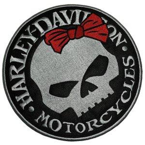 MOT219T 62 Patch Bordado Motocicleta Fixar Com Costura