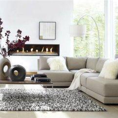 Clean Living Room French Country Style Chairs Sophisticated Look For A And Estethic Light Fresh Livingroom Rock Vases Red Leaves Wool
