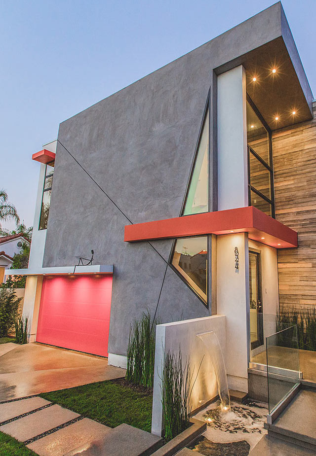 Hollywood Inspirational Facade  Inspiration  Ideas  BRABBU Design Forces
