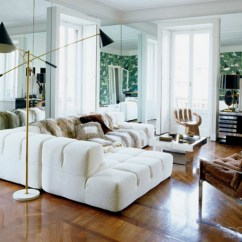 Beautiful Living Room Pictures Ideas Grey White And Silver 10 By Interior Designers Nate Berkus