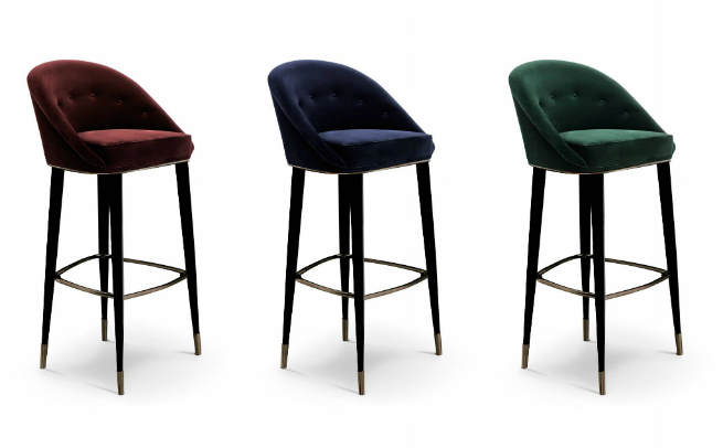 stool chair in malay swing homestore brabbu's new collection - colorful bar stools