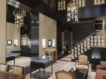 London's new Chanel Luxury boutique designed by Peter Marino