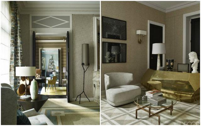 New Paris Luxury Apartment Designed By JeanLouis Deniot