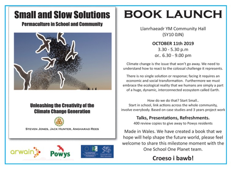 small and slow solutions, book launch by Sector39