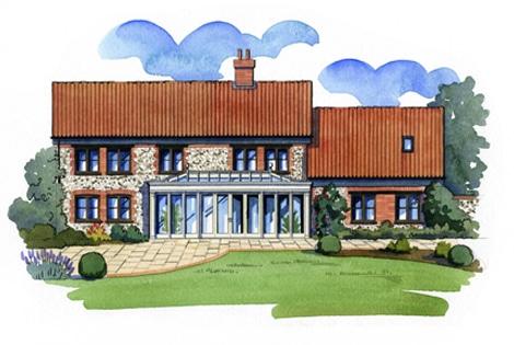 Bespoke Conservatories Buckinghamshire 1