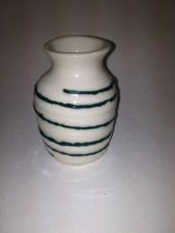 Green RAC on Cone 5 Porcelain