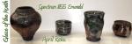 Emerald – April Raku Glaze of the Month