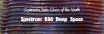 Spectrum Deep Space: September Raku Glaze of the Month