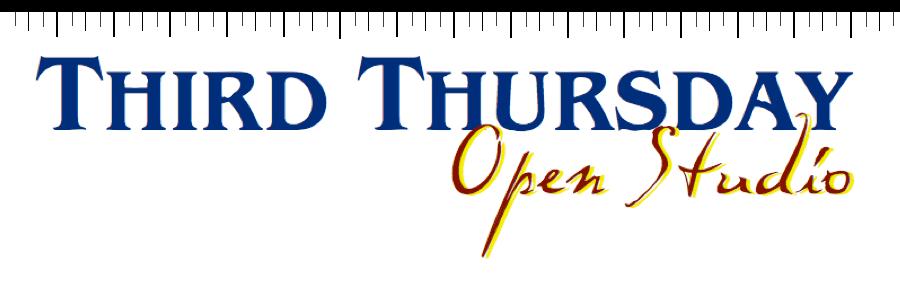 Third Thursday:  Testing 1, 2, 3…