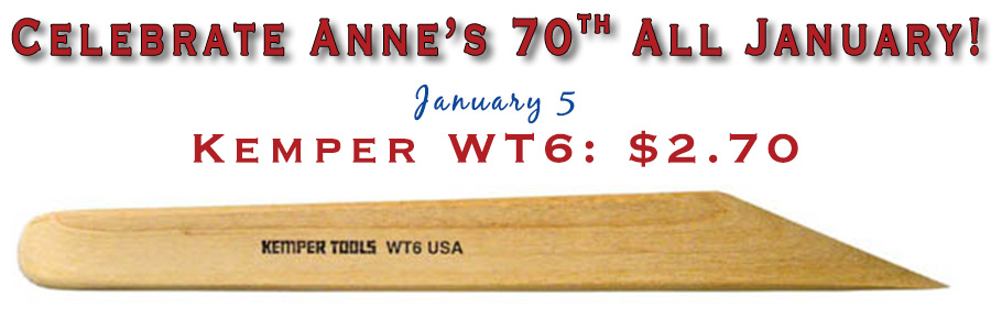 Anne's 70th - Kemper WT6