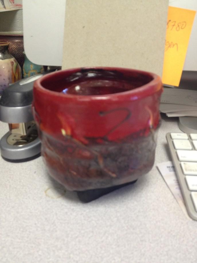 Closer version of Richard's Oxblood/Old Copper pot