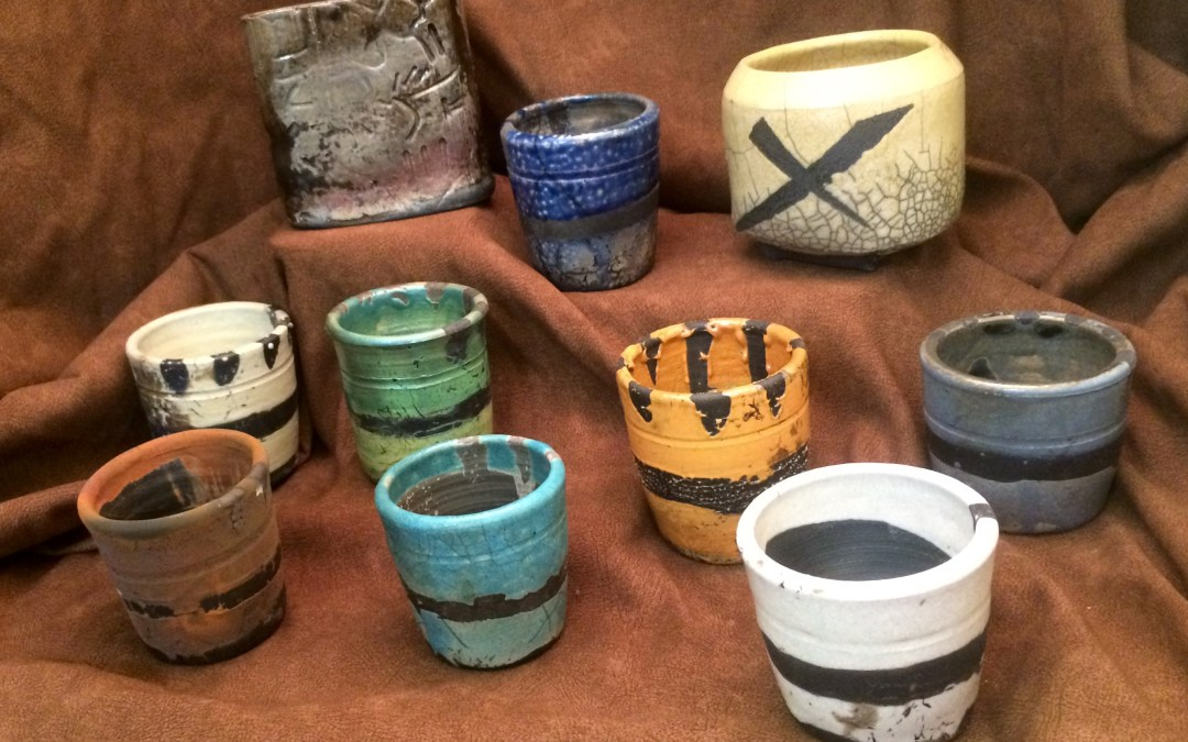 glazes of the month – Best of B'Raku!  Bracker Staff Picks