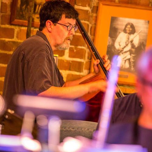 picture of Tim Brewer-Kansas City jazz musician