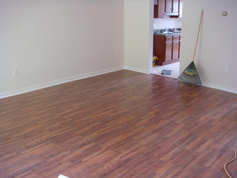 Laminate Flooring Installation Photos  Brad Bishop