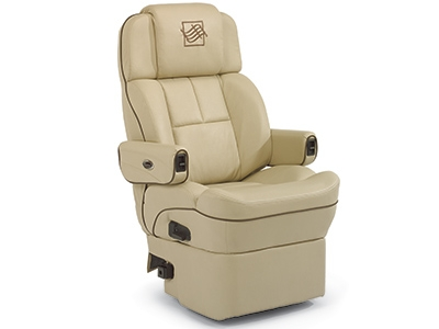 rv captain chair seat covers what is the best recliner captains chairs class a b c motorhomes bradd hall