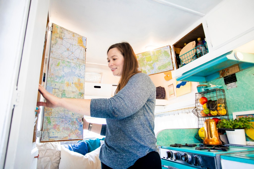 Top Tips for Full Time RV Organization